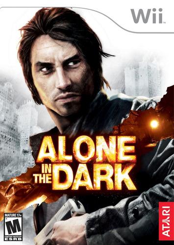 wii   alone in the dark   nuevo  envio gratis