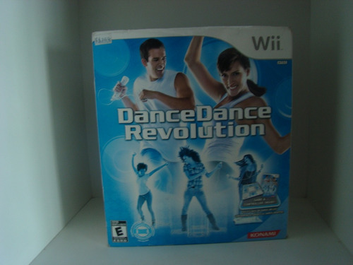 wii dance dance evolution
