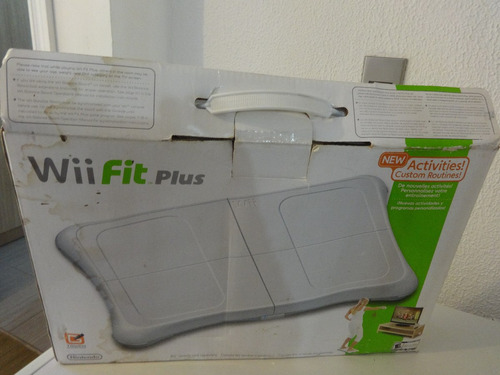 wii fit consola nintendo wii juego