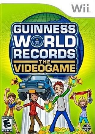 wii juegos guinness wordl records  ***tienda stargus***