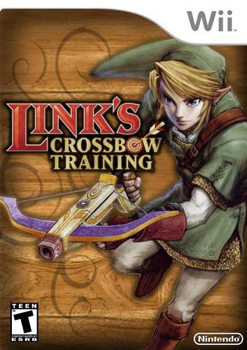 wii juegos link s crossbow  ***tienda stargus***