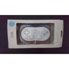 Wii Pro Controle Original Japonês Com Caixa