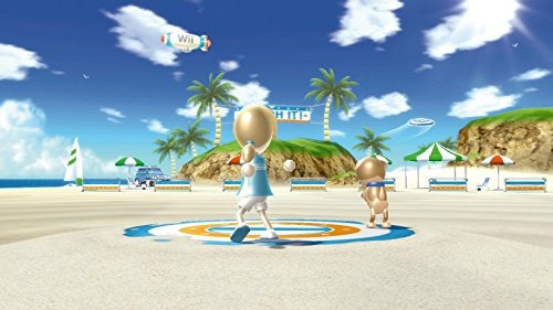 wii sports resort de nintendo (reacondicionado certificado)