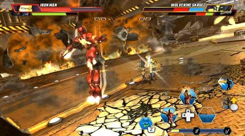 wii u avengers battle for earth marvel wiiu nuevo sellado