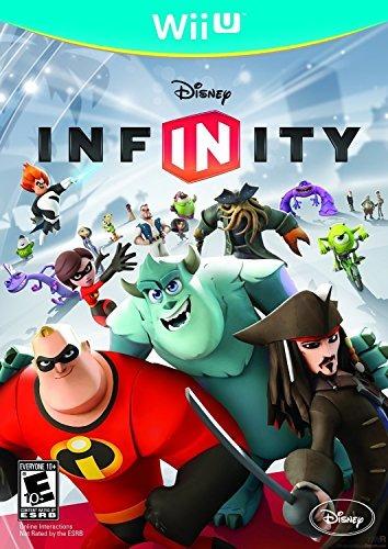 wii u disney infinity: solo juego [nintendo wii]
