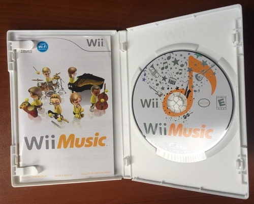 wii wii juego