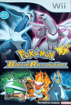 Wii Wii U Pokemon Revolution Juego Fisico Mercado Pag