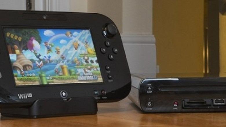 Wiiu Deluxe Europeu 32gb Completo Com Loadiine E Jogos