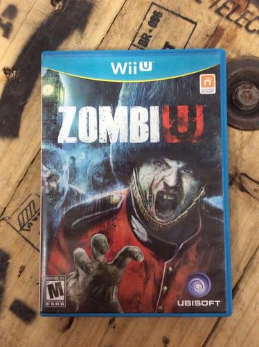 wiiu zombie u de segunda