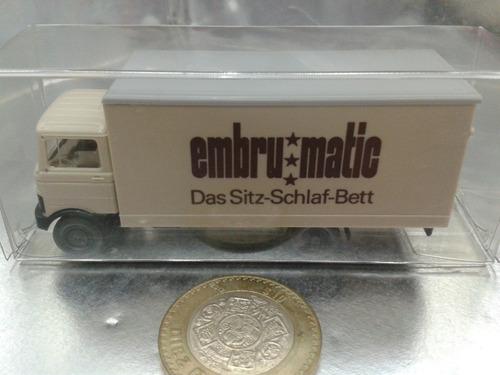 wiking - mercedes benz  m.i. germany berlin