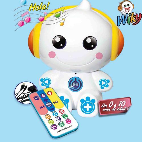 wiky programa interactivo de estimulación temprana