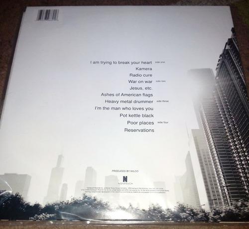 wilco - yankee hotel foxtrot (vinilo, lp, vinil, vinyl)