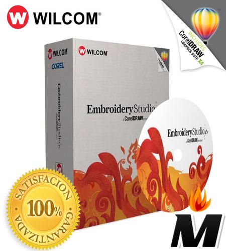 wilcom embroidery 1.5 y e2 full