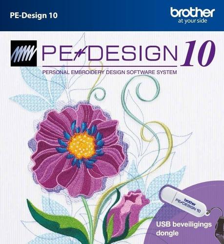 wilcom embroidery e2 + pe desing 10 + curso + matrices
