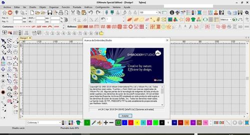 wilcom studio embroidery e4.2 instalación remota garantizado