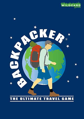 wild card games ltd backpacker: the ultimate juego viaje