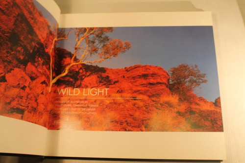 wild light imagenes de australia philip quirk