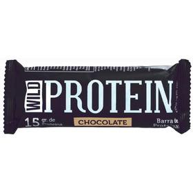 Wild Protein, Barra Proteica, Chocolate Maní (45 Gr)