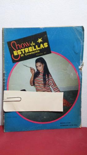 wilda walter revista show de estrellas de cinelandia 1963