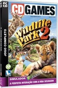 wildlife park 2 jogo pc original simulador de zolóco