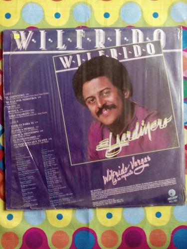 wilfrido lp  el jardinero  1984 r