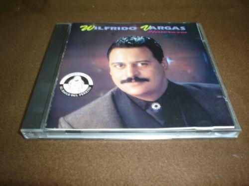 wilfrido vargas - cd album - itinerario dmh