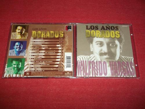 wilfrido vargas - los años dorados cd nac ed 1993 mdisk