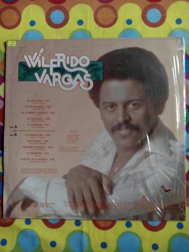 wilfrido vargas lp  el africano  1984 r
