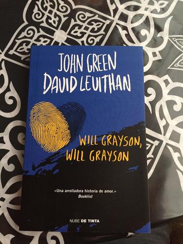 will grayson. john green david levithan