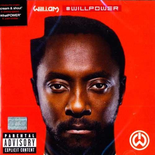 will i am # willpower cd disco con 15 canciones