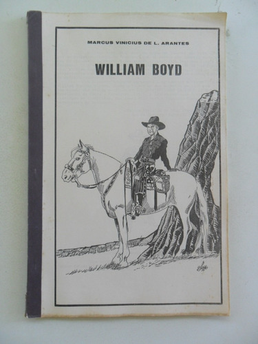 william boyd! filmografia e quadrinhos! fanzine mar 1991!