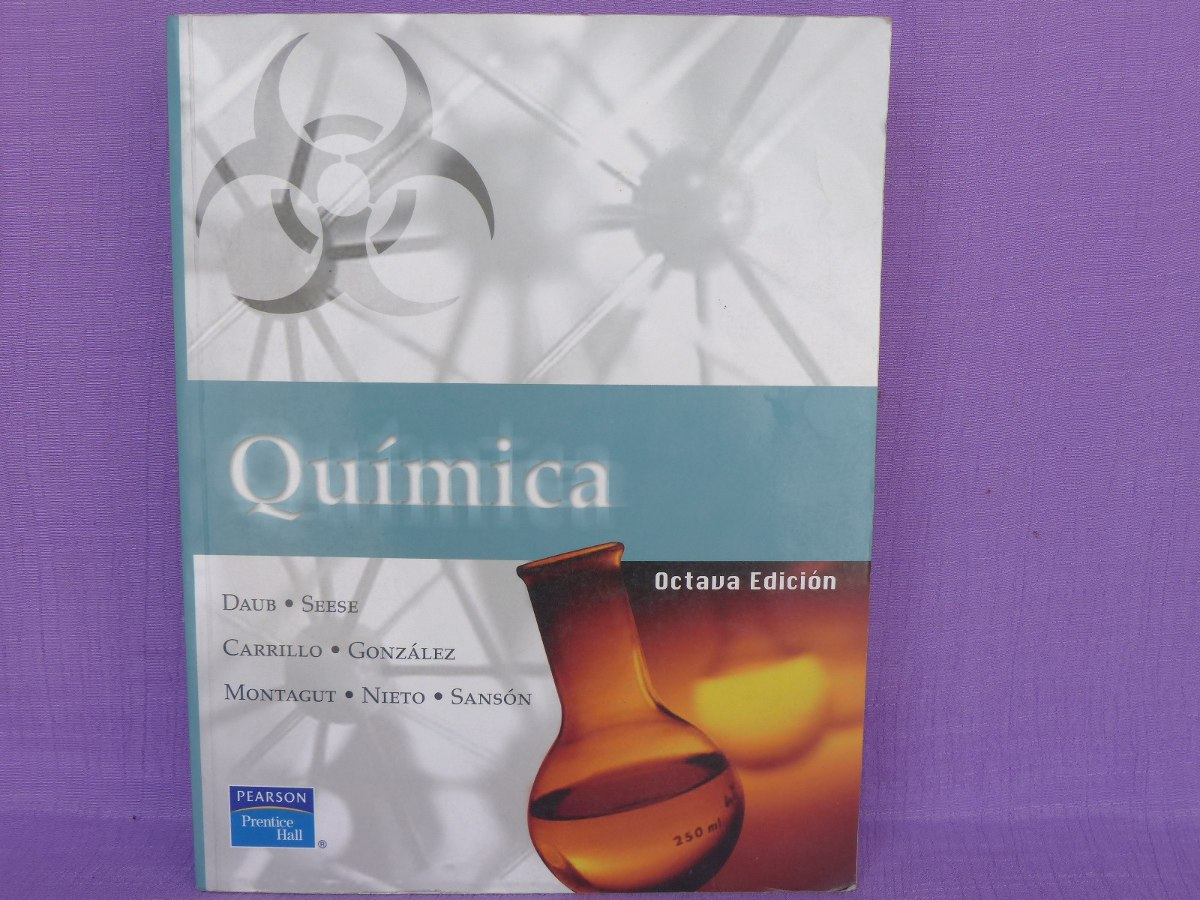 libro de quimica william seese