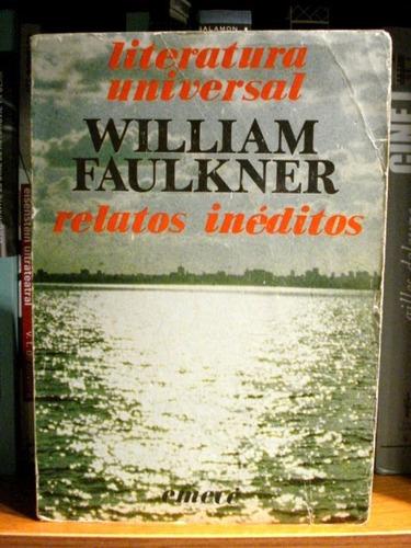 william faulkner, relatos inéditos - l43