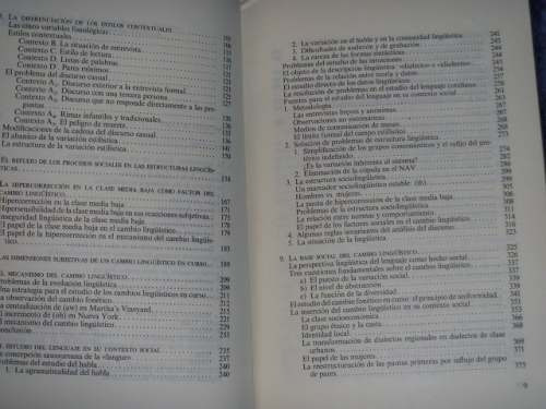 william labov, modelos sociolinguísticos, edicones cátedra,