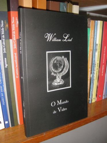 william lial - o mundo de vidro