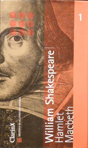 william shakespeare. hamblet. hacbeth