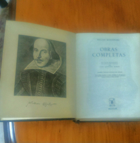 william shakespeare obras completas