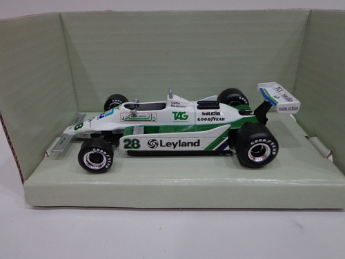 williams fw07 carlos reutemann 1980 1/43 rba