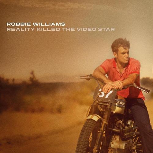 williams robbie reality killed the video star cd + dvd nuevo
