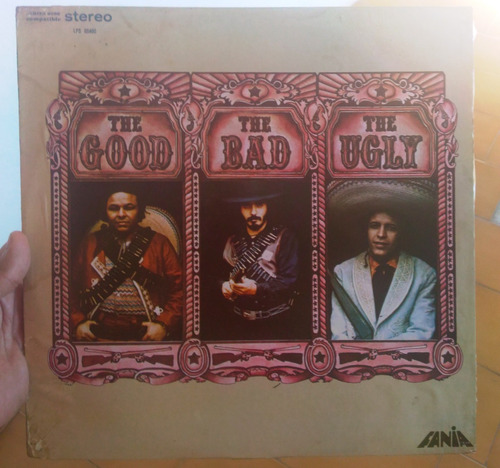 willie colon / hector lavoe - the good, the bad, the ugly lp