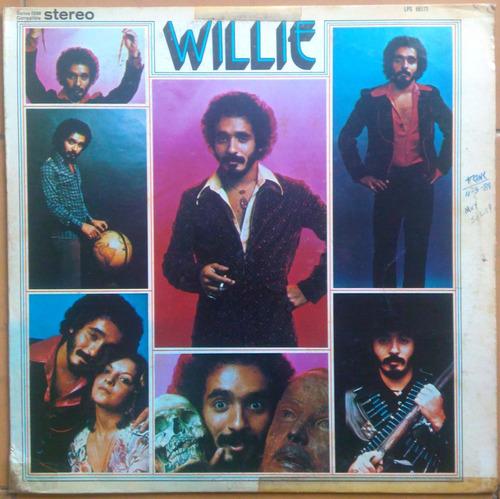 willie colon / lavoe - willie (vinyl, lp) salsa fania 1974
