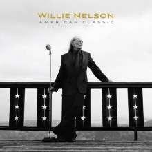 willie nelson american classic[cd original lacrado ]