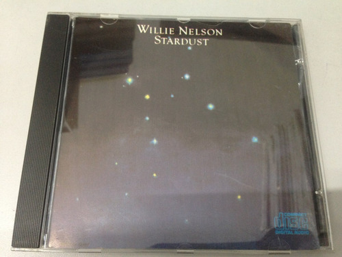 willie nelson - stardust cd (1610)