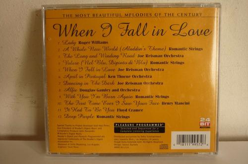 willimas orquesta cramer when i fall  musica clasica opera