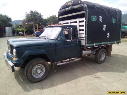 willys camioneta jeep