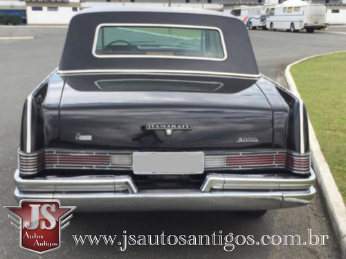 willys itamaraty 1967 limousine
