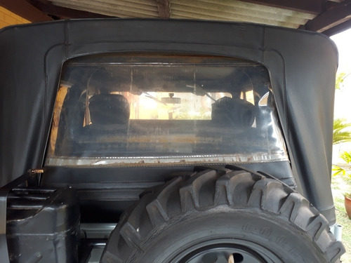 willys jeep 1954
