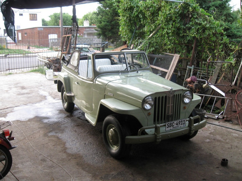 willys overland jeepster 1948