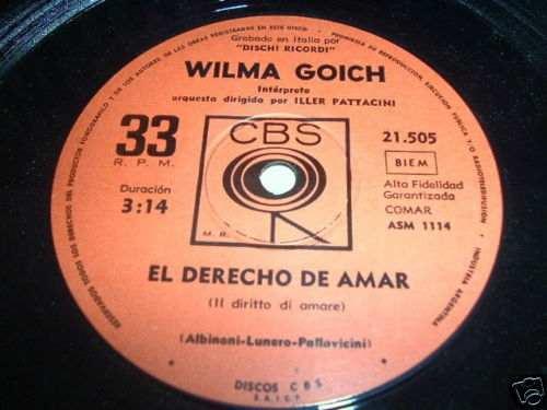 wilma goich el derecho de amar simple argentino
