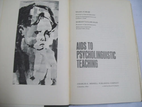 wilma jo bush aids to psycholinguistic teaching - en ingles